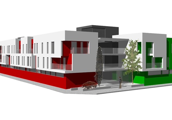 VPO INCA BUILDING