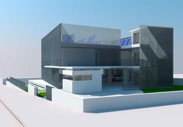 EAF BUILDING